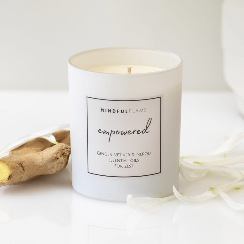 empowered candle