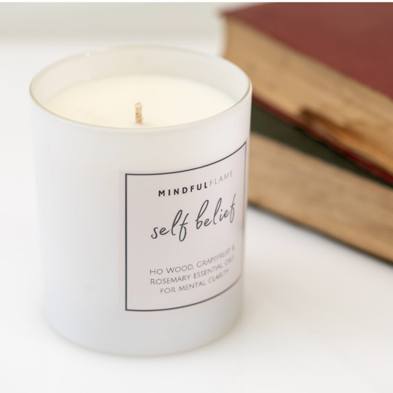 self belief candle 2
